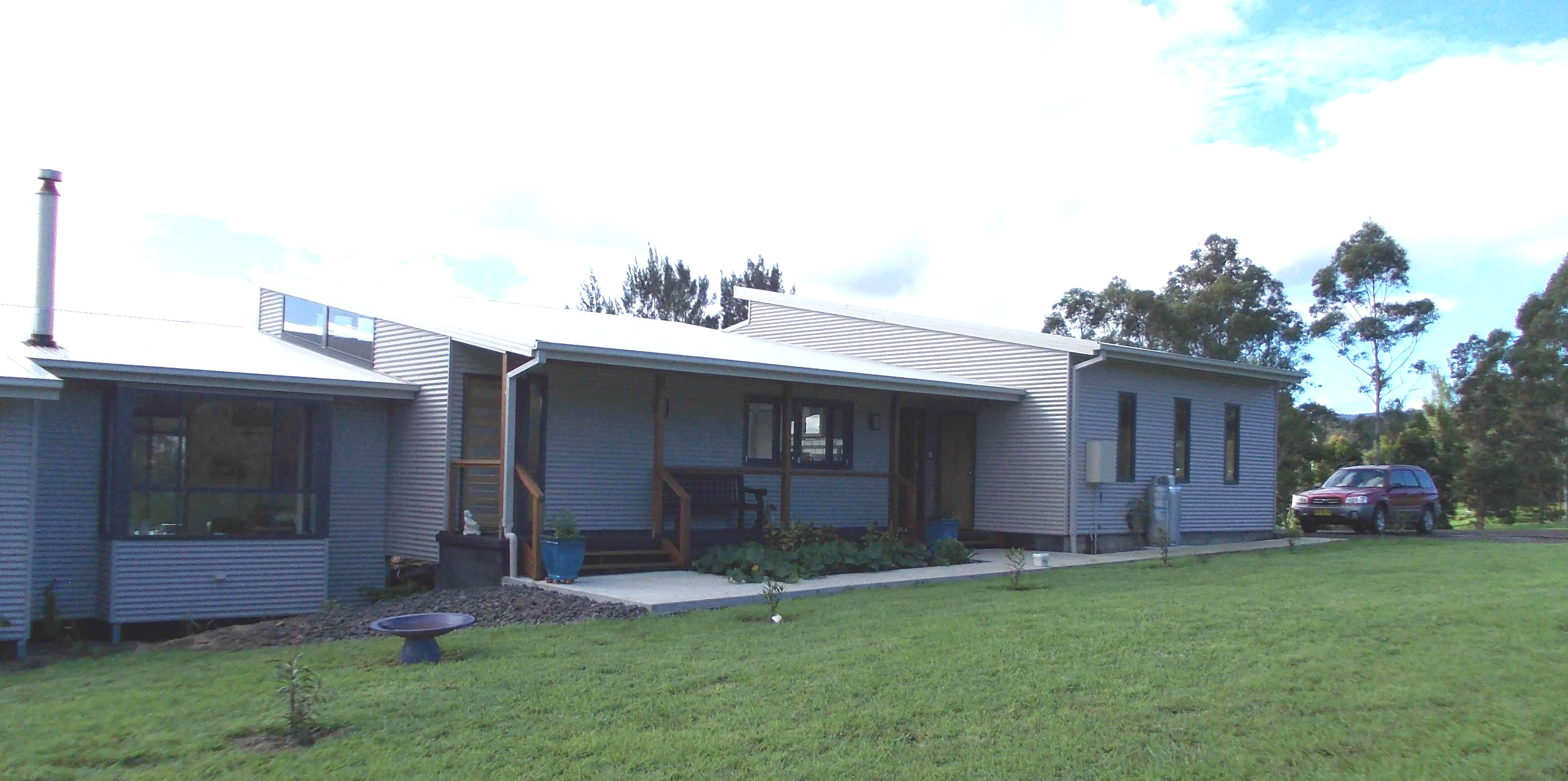 Colorbond house designs house and home design for Colorbond home designs